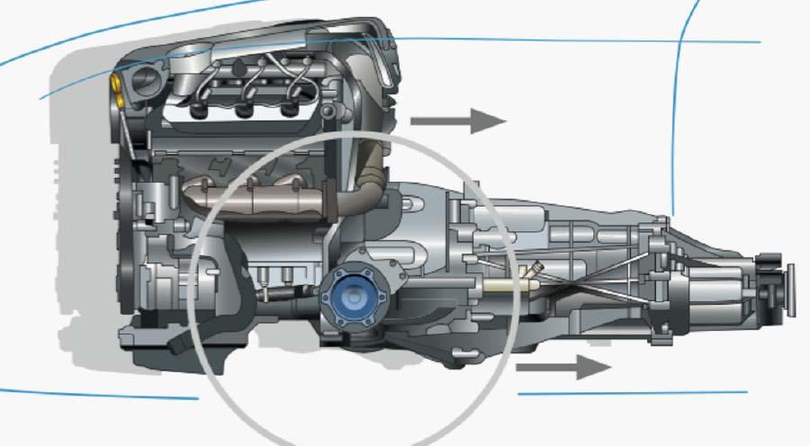 Volante bimassa Audi