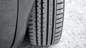 Desgaste dos pneus