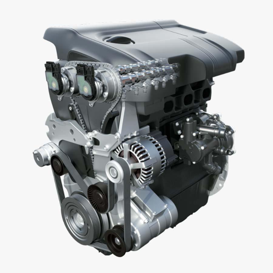 Tipos de sistemas de distribuição motor