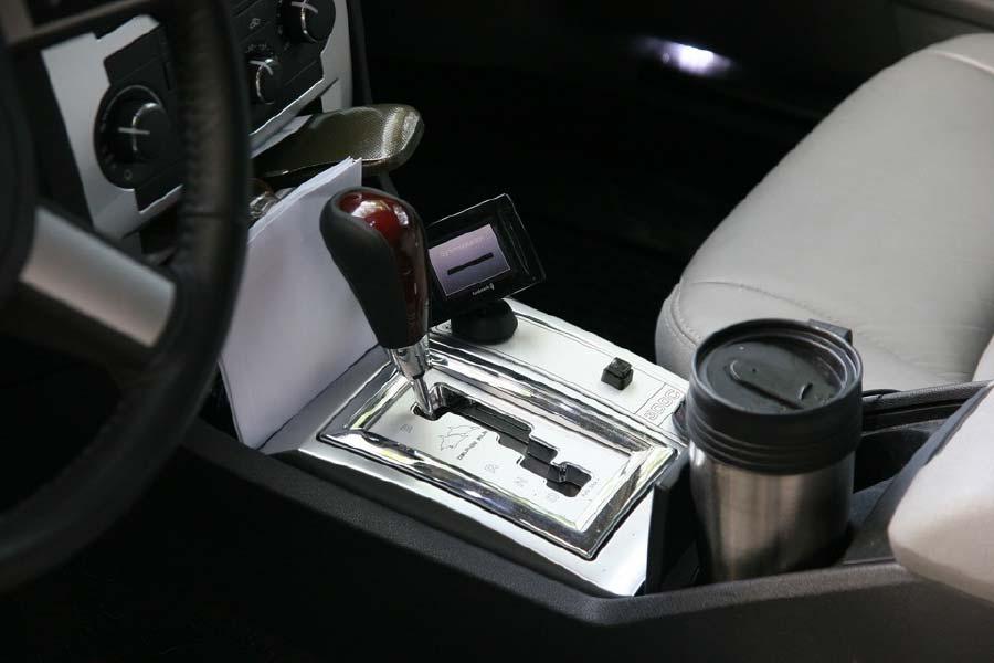 caixa de velocidades automática